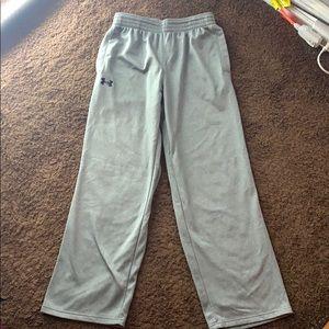 Men gray sweatpants